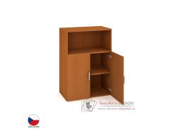 Dvoudveřová policová skříň D3 80 02