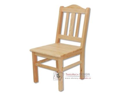 Židle TK-101 z borovicového dřeva