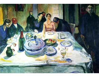 VEM13-143 Edvard Munch - Svatba na Českomoravské vysočině