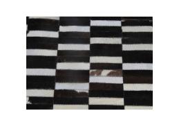 KŮŽE 6, luxusní koberec 140x200cm, patchwork