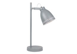 AIDEN 1, stolní lampa, šedá