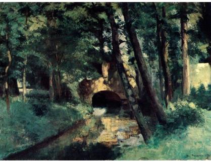 VCP-355 Camille Pissarro - Malý most