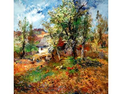 VCM 865 Oldřich Blažíček - Dům mezi stromy