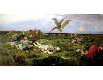 VP205 Viktor Vasnetsov - Po bitvě