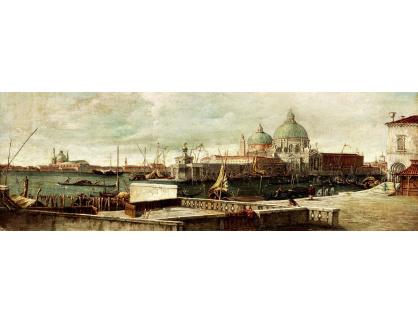 VP409 Neznámý autor - Benátská vyhlídka
