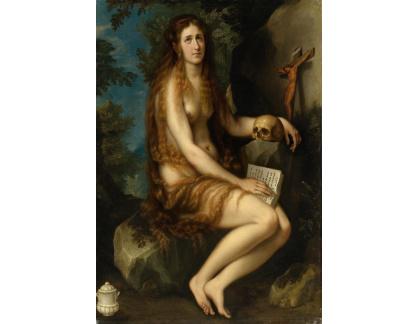 Krásné obrazy II-320 Lodovico Cardi - Kajícná Magdaléna