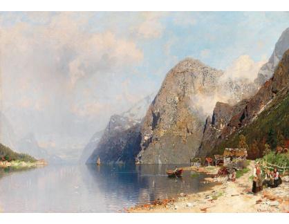 DDSO-4994 Georg Anton Rasmussen - Krajina fjordu