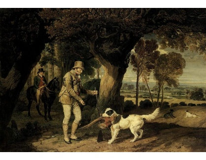 VANG234 James Ward - John Levett na lovu bažantů