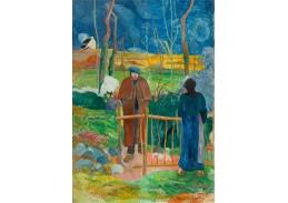 D-6107 Paul Gauguin - Bonjour, monsieur Gauguin