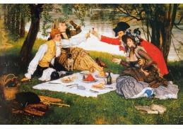 VR16-7 James Tissot - Piknik