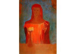 VOR 101 Odilon Redon - Lady Macbeth