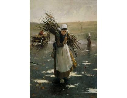 Jakub Schikaneder - Dozvuky zimy