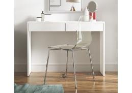ASTRAL, toaletní stolek, bílá
