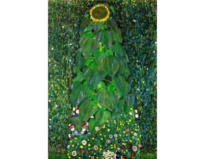 VR3-139 Gustav Klimt - Slunečnice