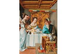 DDSO-2527 Albrecht Dürer - Salome s hlavou svatého Jana Křtitele