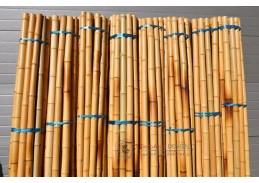 Bambusová tyč průměr 5-6 cm, délka 2 metry