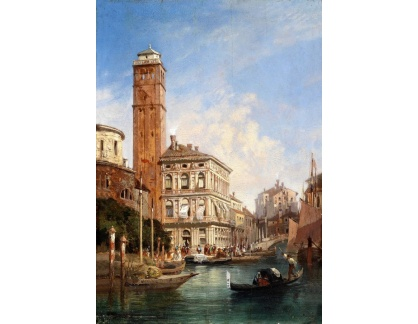 VANG159 William Wyld - Benátky