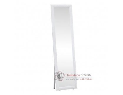 LAVAL, zrcadlo stojací, bílá