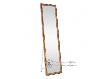 LAVAL, zrcadlo stojací, hnědá
