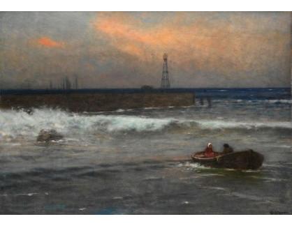 Jakub Schikaneder - Na moři