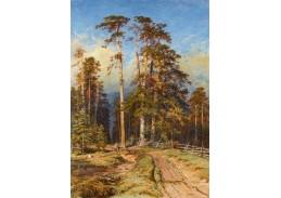 VR-346 Ivan Ivanovič Šiškin - Borovicový les