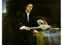 VLL 33 Lorenzo Lotto - Portrét mladého učence