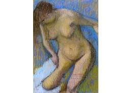 A-168 Edgar Degas - Po koupeli