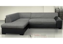 MINOS, rohová sedačka - levá, M1100 / S21