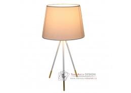 Stolní lampa JADE 05 bílá