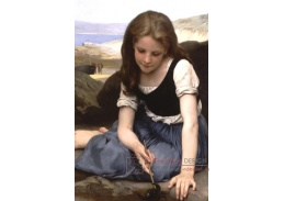 R15-100 Adolph William Bouguereau - Krab