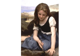 R15-100 Adolph William Bouguereau - Krab