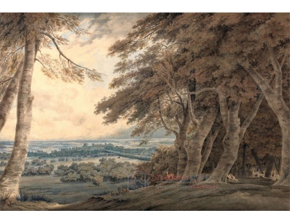 Joseph Mallord William Turner - Windsor