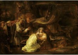 D-7592 Rembrandt - Obřízka