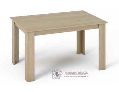 KONGO 140, jídelní stůl, dub sonoma