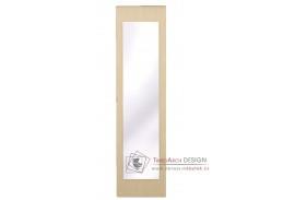 GRETA, posuvné dveře se zrcadlem ke skříni, dub belfort - 1ks