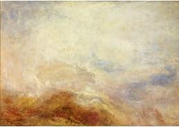 D-6242 Joseph Mallord William Turner - Horská scéna ve Val d Aosta