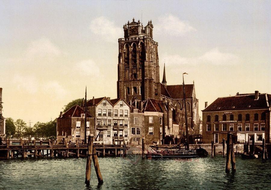 Fotochrom VF 64 Dordrecht, Holandsko