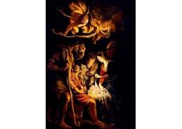 VRU01 Peter Paul Rubens - Klanění pastýřů