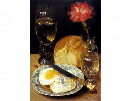 VN-272 Georg Flegel - Smažené vejce na oběd