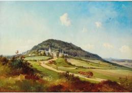 DDSO-4987 Friedrich Zeller - Pohled na Aremberg
