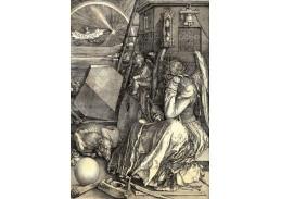 VR12-3 Albrecht Dürer - Melancholie