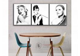 ART 07, obrazový set 3D 50x40cm