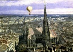 VALT 1 Jacob Alt - Létající balón nad Vídní