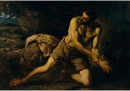 Slavné obrazy XIV- 51 Ramon Martí i Alsina - Trest