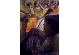 A-160 Edgar Degas - Divadelní lože