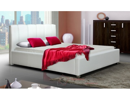 Čalouněná postel 160x200 cm LUBNICE I