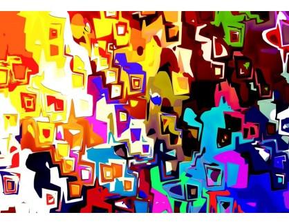 Obraz abstrakce II-253