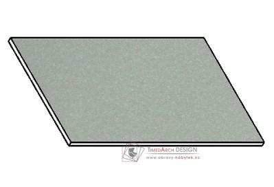 Kuchyňská pracovní deska 100 cm šedý asfalt