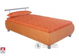 CAIRO, postel - válenda 90x200cm, volně ložená matrace