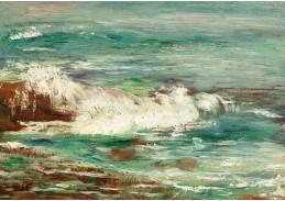 D-6635 Gustave Courbet - Vlna